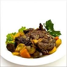 2-е блюда из баранины