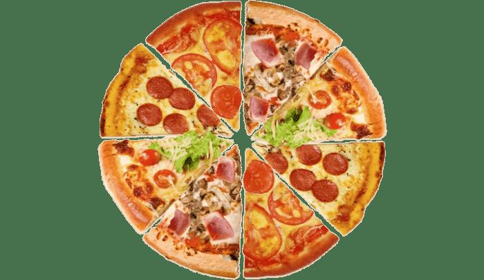Мега пицца 33см