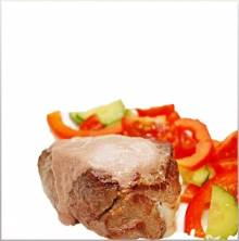 2-е блюда из свинины